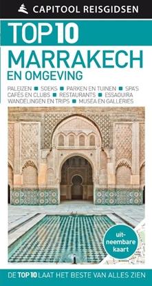 Afbeeldingen van Capitool Reisgidsen Top 10 Marrakech en omgeving