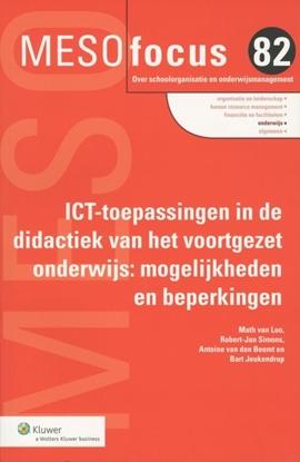 Afbeeldingen van Meso focus ICT-toepassingen in de didactiek van het voortgezet onderwijs