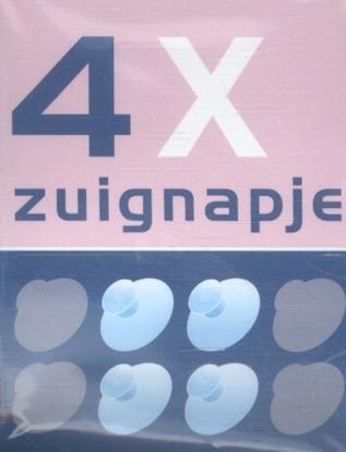 Afbeeldingen van Zuignapjes voor raamposters code ZN4