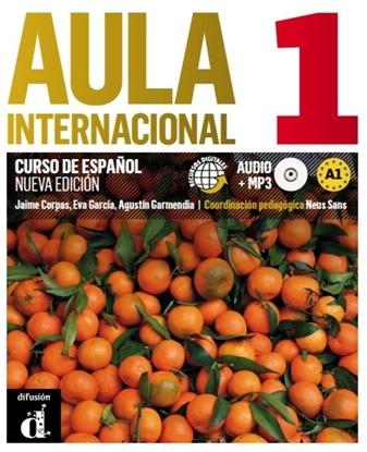 Afbeeldingen van Aula Internacional 1 Libro del alumno + MP3 versión original