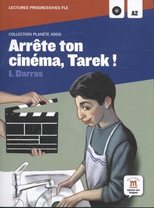 Afbeeldingen van Arrète ton cinéma Tarek! + CD - A2
