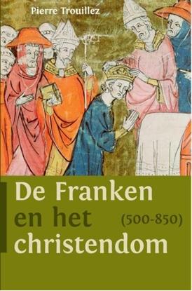 Afbeeldingen van De Franken en het christendom (500-850)