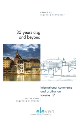 Afbeeldingen van 35 Years CISG and beyond