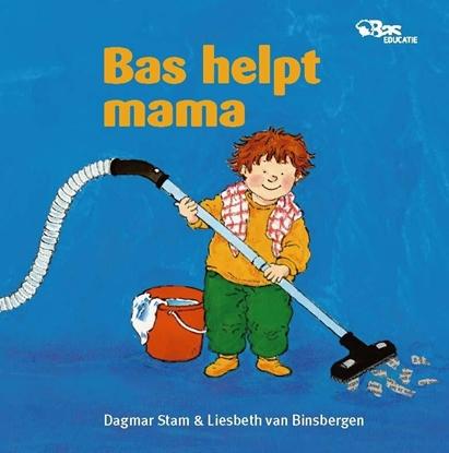 Afbeeldingen van Bas helpt mama