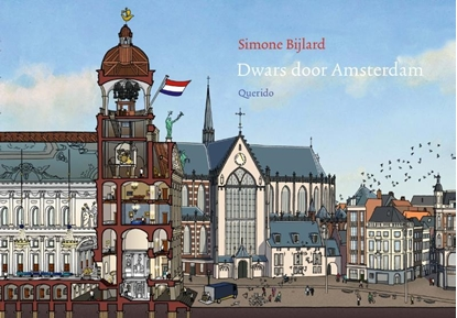 Afbeeldingen van Dwars door Amsterdam