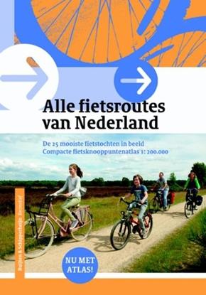 Afbeeldingen van Alle fietsroutes van Nederland