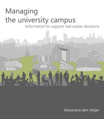 Afbeeldingen van Managing the university campus