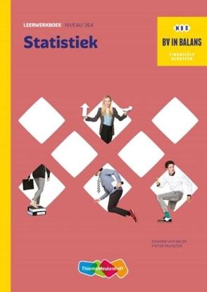 Afbeeldingen van BV in balans Statistiek Leerwerkboek