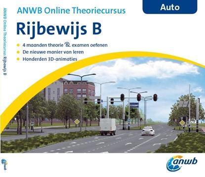Afbeeldingen van ANWB rijopleiding Onlinecursus rijbewijs B