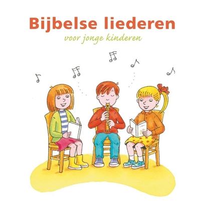 Afbeeldingen van Bijbelse liederen voor jonge kinderen