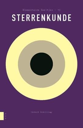 Afbeeldingen van Elementaire Deeltjes Sterrenkunde