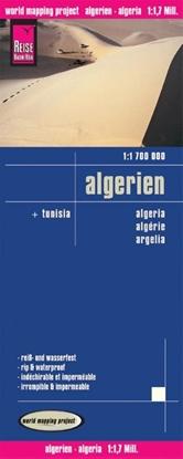 Afbeeldingen van Algerien, Tunesien 1 :1 700 000
