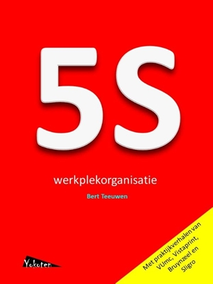 Afbeeldingen van 5S werkplekorganisatie