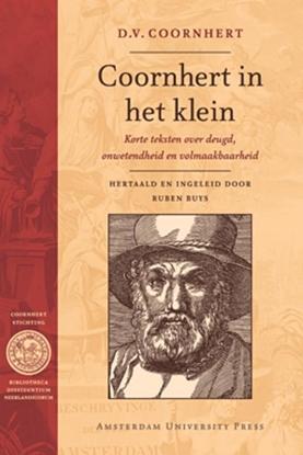 Afbeeldingen van Bibliotheca Dissidentium Neerlandicorum Coornhert in het klein