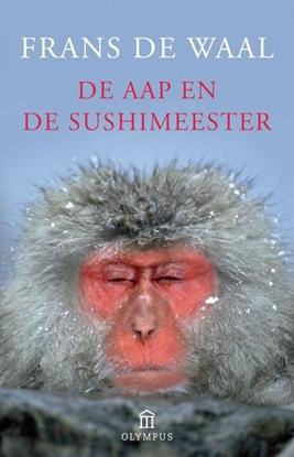 Afbeeldingen van Olympus Pockets De aap en de sushimeester