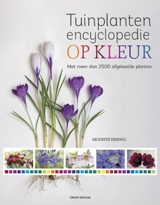 Afbeeldingen van Tuinplantenencyclopedie op kleur