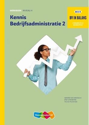 Afbeeldingen van BV in balans Kennis bedrijfsadministratie