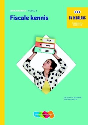 Afbeeldingen van BV in balans Fiscale kennis Niveau 4 Leerwerkboek