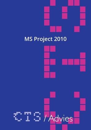 Afbeeldingen van MS Project 2010
