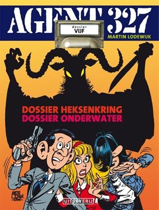 Afbeeldingen van Agent 327 Dossier Heksenkring & Dossier Onderwater