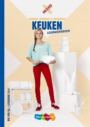 Afbeeldingen van Mixed Keuken bb/kb/gl leerjaar 3&4 leerwerkboek