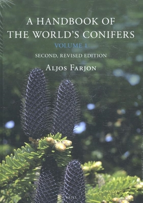Afbeeldingen van A handbook of the world's conifers 2 vols.