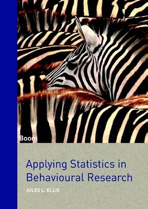 Afbeeldingen van Applying statistics in behavioural research