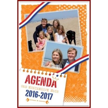 Afbeeldingen van Agenda ons Koninklijk Huis 2016-2017