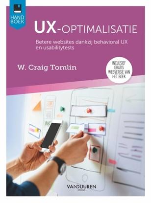 Afbeeldingen van Handboek UX-Optimalisatie