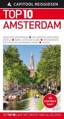 Afbeeldingen van Capitool Reisgidsen Top 10 Amsterdam