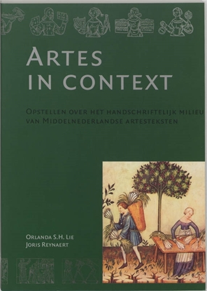 Afbeeldingen van Artesliteratuur in de Nederlanden Artes in context