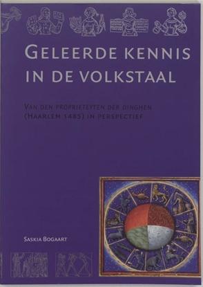 Afbeeldingen van Artesliteratuur in de Nederlanden Geleerde kennis in de volkstaal