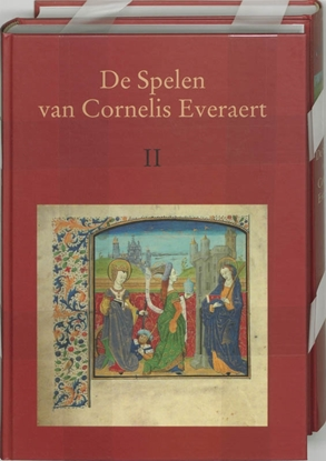 Afbeeldingen van De spelen van Cornelis Everaert set 2 dln
