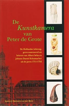 Afbeeldingen van Amsterdamse Historische Reeks Grote Serie De Kunstkamera van Peter de Grote