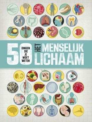 Afbeeldingen van 50 dingen die je moet weten Het menselijk lichaam