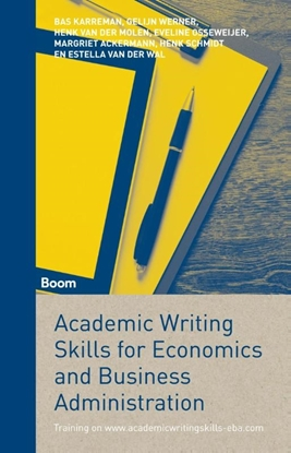 Afbeeldingen van Academic Writing Skills for Economics and Business Administration