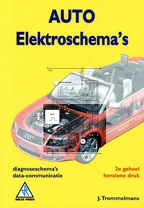 Afbeeldingen van Auto elektroschema's