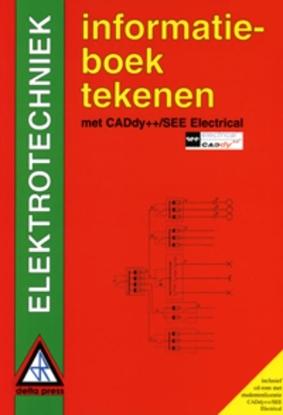 Afbeeldingen van Informatieboek tekenen elektrotechniek