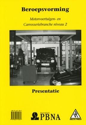 Afbeeldingen van Beroepsvorming Motorvoertuigen- en carrosseriebranche niveau 2 Presentatie