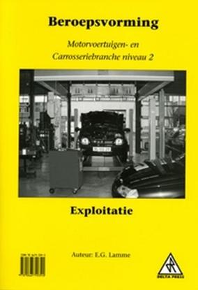 Afbeeldingen van Beroepsvorming motorvoertuigen- en carrosseriebranche Niveau 2 exploitatie