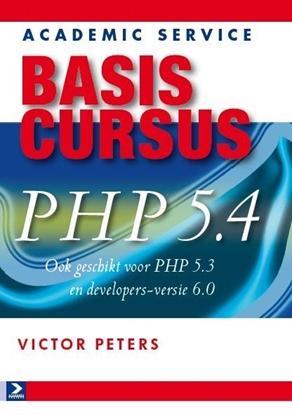 Afbeeldingen van Basiscursus PHP 5.4