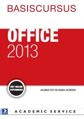Afbeeldingen van Basiscursussen Basiscursus Office 2013