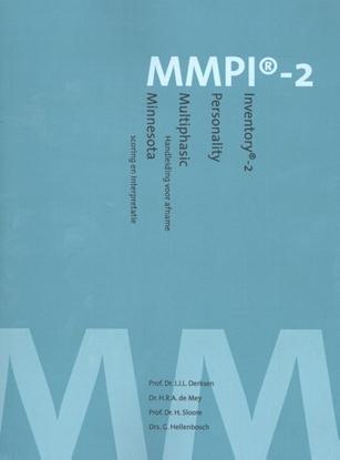Afbeeldingen van MMPI-2