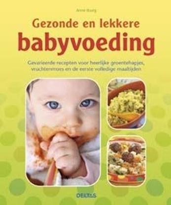 Afbeeldingen van Gezonde en lekkere babyvoeding