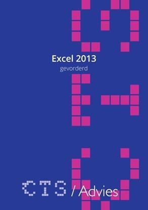 Afbeeldingen van Excel 2013 Gevorderd