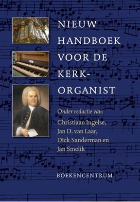 Afbeeldingen van Nieuw handboek voor de kerkorganist