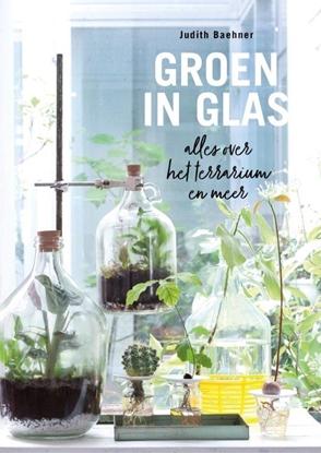 Afbeeldingen van Groen in glas