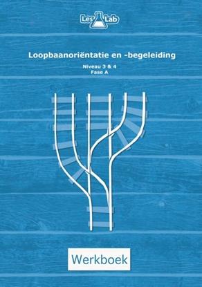 Afbeeldingen van LesLab LOB mbo niveau 3 en 4 Loopbaanoriëntatie en -begeleiding Niveau 3/4 Fase A Werkboek