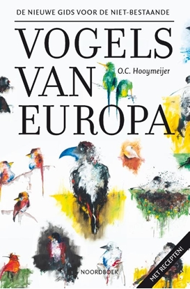Afbeeldingen van De nieuwe gids voor de niet-bestaande vogels van Europa