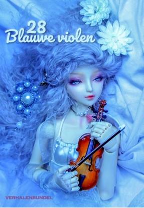 Afbeeldingen van 28 Blauwe violen